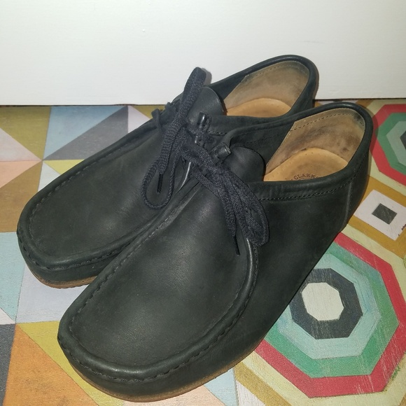 a4545226f10 Men's Clarks Originals Wallabee Low Boots Beeswax